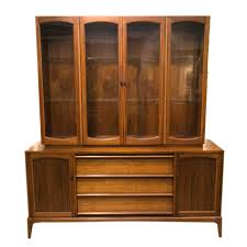 Mid Century Modern China Cabinet Lane Rhythm Collection