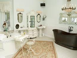carolina mountain home shabby chic style bathroom