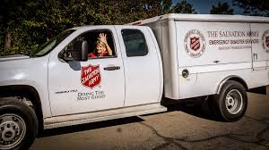 We Serve Because We Love - The Salvation Army