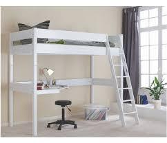 lit mezzanine bureau blanc chambre ado fille avec lit mezzanine chambre lit mezzanine deux