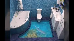 3D Bathroom Tiles For Interior Designs