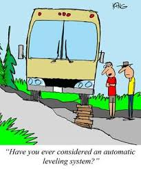 If You Have Ever Considered Not Getting An Auto Level System For Your RV Check This Out