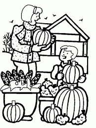 Fall Coloring Sheets For Your Kids