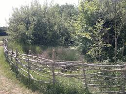 Rustic Wood Fence Designs