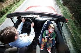 securite routiere siege auto routière deux enfants sur trois sont mal attachés