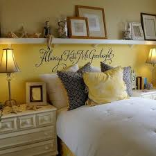 Bedroom Decorating Ideas Yellow Shoise