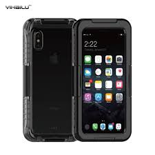 Waterproof Case For iPhone X Hybrid Swimming Diving Water Shock