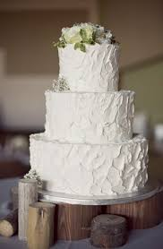 Wedding Cakes Rustic White Cake Photo By Jen Disney On Bow Ties And Bliss