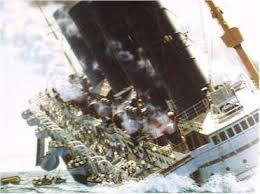 When Did Lusitania Sink by Who Really Sunk The Lusitania