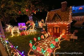 thoroughbred st christmas lights in rancho cucamonga california
