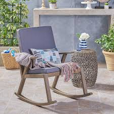 Amazon.com : Great Deal Furniture   Brent   Outdoor Acacia Wood ... Fniture Nursery Rocking Chair For Appealing Your Design Cushion Cover Grey Polka Dot Patchwork Seat Covers Paula Deen Home Dogwood With Cushions Wayfair Weather Resistant Chairs Patio The Depot Diy How To Make An Easy Margot Rocker Instock Upholstered Chair Dutailier Store Patterned Monochrome Etsy Monet Rattan 84 Off Jonathan Adler Morrow Yellow And Dark Cb2 Saic Quantam In Charcoal Aptdeco Noble House Champlain Gray Wood Outdoor