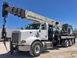 National NBT40 40-Ton Boom Truck Crane For Sale Trucks & Material ...