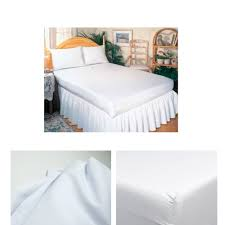 Dust Mite Bed Covers by Premium Queen Size Mattress Soft Protector Waterproof Fitted Bed