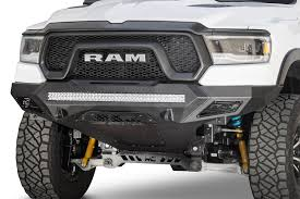 100 Truck Bumpers Aftermarket 2019 RAM Rebel Stealth Fighter Front Bumper ADD Offroad The