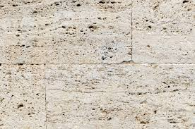 100 Travertine Facade A Wall From Natural Stone Travertine Natural Stone