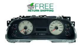 2005 07 ford duty instrument cluster repair cbm