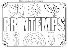Papillons De Coloriage Avec Texte Dessinées à La Main « Printemps