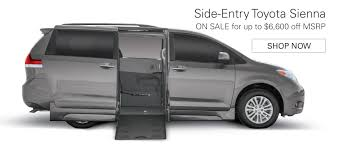 Wheelchair Vans And Handicap Accessible Vehicles | Freedom Motors USA