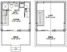12x12 Shed Plans With Loft by 12x12 Tiny House 12x12h4 282 Sq Ft Houses Pinterest