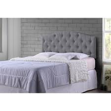 Roma Tufted Wingback Headboard Dimensions by Tufted Headboard Queen Smoon Co