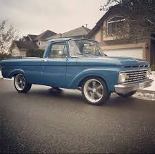 63 F-100 Unibody Ford Truck | Ford Trucks | Pinterest | Ford Trucks ...