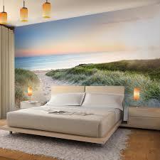fototapete strand meer vlies wand tapete wohnzimmer
