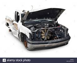 100 Wrecked Ford Trucks For Sale Pickup Truck Stock Photos Pickup Truck Stock