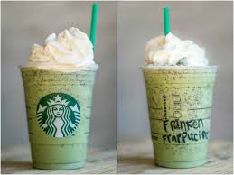 Pumpkin Spice Frappe Nutrition by This Is The Franken Frappuccino Starbucks U0027 Halloween Drink