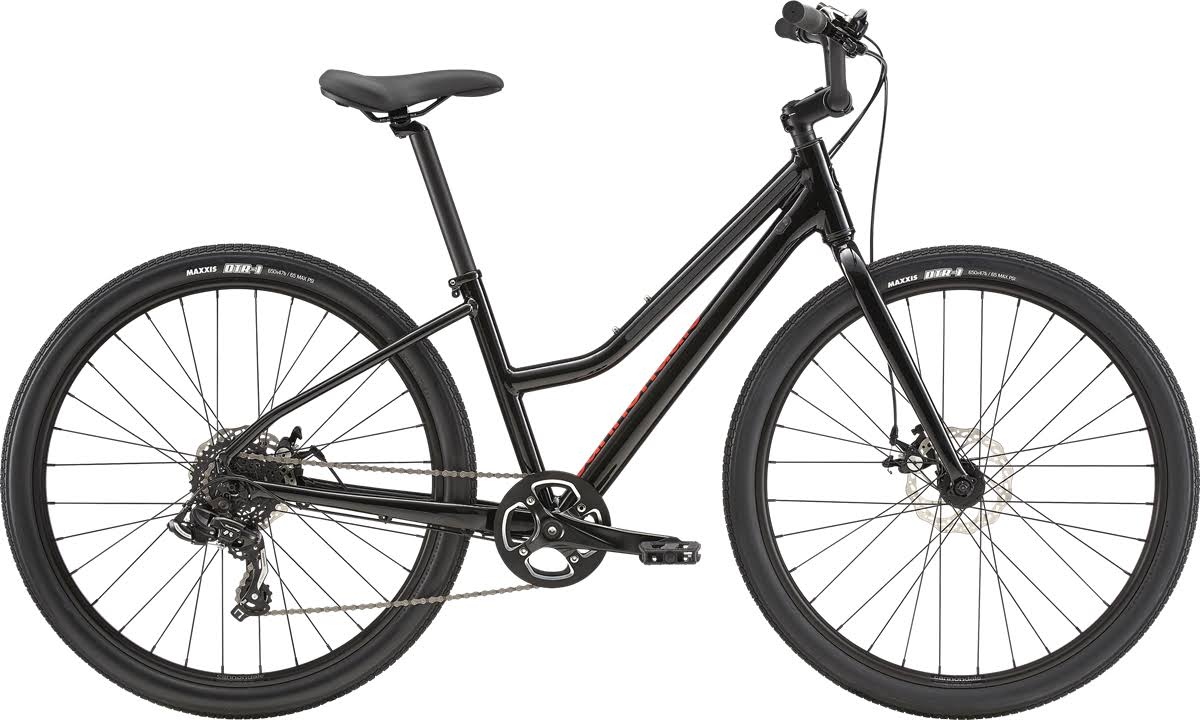 Cannondale Treadwell 3 Remixte 2020 Hybrid Bike - Black