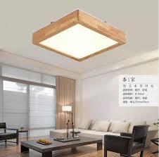 leuchten luminaria de plafonnier led moderne moderne led decken beleuchtung len holz japanischen decke len schlafzimmer