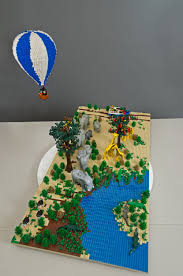 100 Lego Space Home Brick Wonders The Tour Warren Elsmore