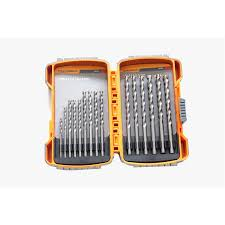 craftright 15 piece masonry drill bit set bunnings warehouse