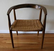 Broyhill Brasilia Gentlemans Dresser by Vintage Danish Chair With Woven Rush Seat This Is A Beautiful