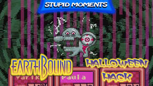 Earthbound Halloween Hack Dr Andonuts by Stupid Moments Radiation U0027s Earthbound Halloween Hack Youtube