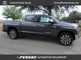 100 Truck Accessories Orlando Fl 2019 New Toyota Tundra 4WD Limited CrewMax 55 Bed 57L Crew