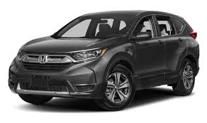 2017 Honda CR V New Model