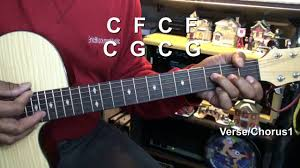 Rockin Around The Christmas Tree Chords Beatles by Santa Claus Is Coming To Town Easy Chords Guitar Lesson