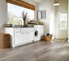 vinyl flooring for laundry room armstrong luxury vinyl plank lvp gray wood look flooring