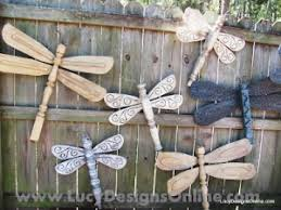 dragonflies by lnita Wood Pallet Pipe Projects