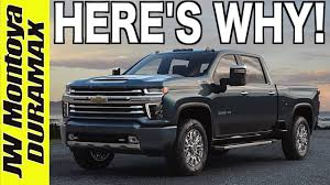 100 Awesome Chevy Trucks 2020 Silverado HD IS ACTUALLY PRETTY AWESOME YouTube