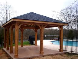 Inexpensive Patio Cover Ideas by Patio Cover Plans Diy 4453
