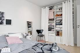 schlafzimmer mit begehbarer kleiderschrank wohnideen