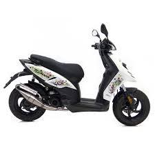 pot d échappement scooter leovince made tt pour piaggio
