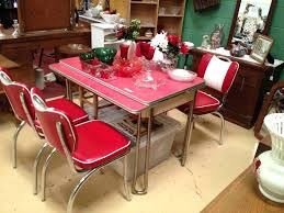 Full Size Of Retro Metal Kitchen Table Sets Wallpaper Image Vintage And Chairs For Sale Old