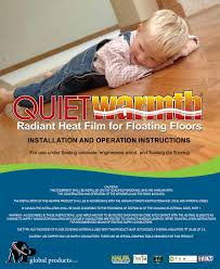 Warm Tiles Thermostat Gfci Tripping by Flooring101 Quiet Warmth Installation Guide Buy Hardwood