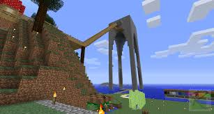 Minecraft Pumpkin Farm Tower by Minecraft Screenshots A Visual Journal Of Minecraft Gameplay