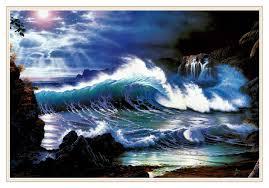 100 Christian Lassen Prints Seascapes Home Decor HD Printed Modern Art Painting On Canvas Unframed Framed