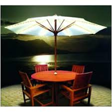 Patio Umbrella With Lights zhis