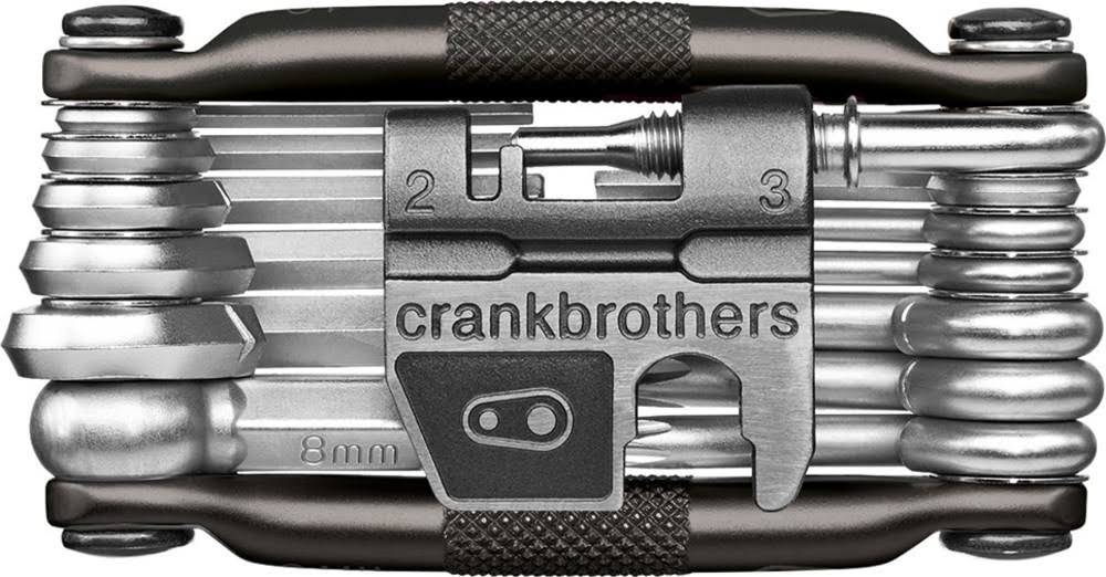 Crank Brothers 19-Function Multi Bicycle Tool