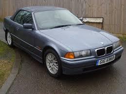 1999 BMW 318i 2 DOOR CONVERTIBLE PETROL 1 8 BLUE MOT TILL 8 10 2014
